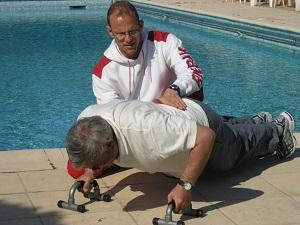 Coach sportif pour sénior à Cannes